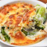 Рецепт Запеканка с сыром и брокколи