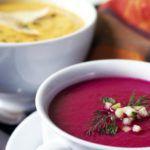 Рецепт Овощной крем-суп из свеклы