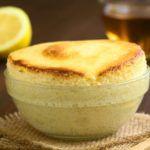 Рецепт Суфле с персиками и бананами