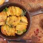 Рецепт Запеченная картошка по-шведски