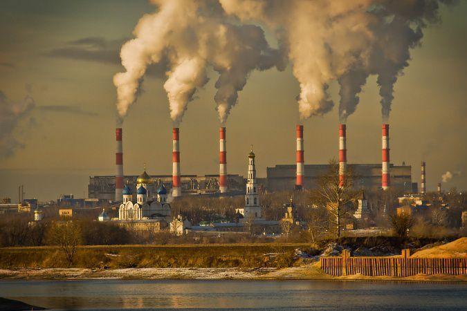На фото 15 насущных проблем экологии