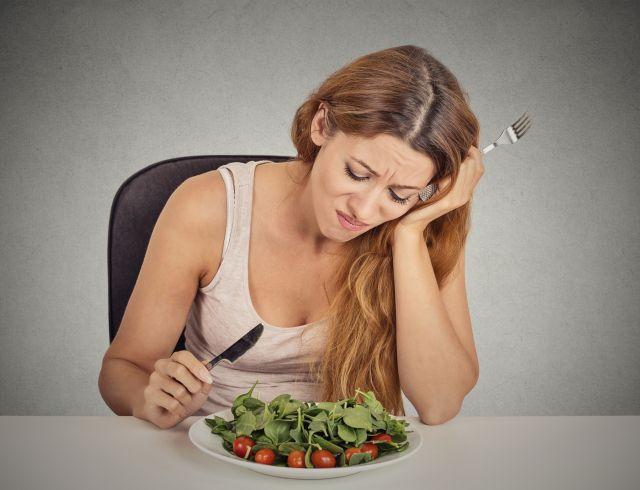 На фото Худейте с позитивом: как справляться с депрессией во время похудения