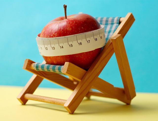 На фото Яблочная диета: как похудеть на 7 килограмм за 7 дней