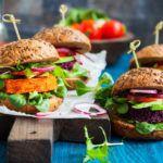 Рецепт Овощные бургеры в домашних условиях