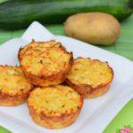 Рецепт Простые и вкусные картофельные драники в духовке