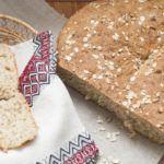 Рецепт Овсяный хлеб без дрожжей