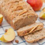 Рецепт Ржаной хлеб в домашних условиях в духовке с яблоками и орехами