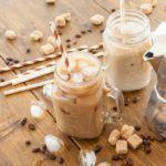 Рецепт «Инь-ян» — холодный кофе-чай