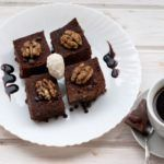 Рецепт Мини-брауни с шоколадом