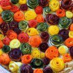 Рецепт Диетический торт из овощей