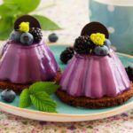Рецепт Как приготовить пудинг в домашних условиях с черной смородиной и вишней