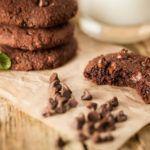 Рецепт Хрустящее печенье с шоколадом