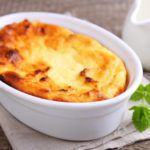 Рецепт Домашнее суфле из творога с сыром