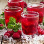 Рецепт Простое вино из малины в домашних условиях