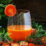 Рецепт Морковное настоящее вино в домашних условиях (простой вариант)