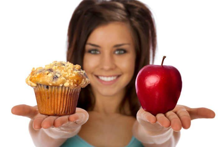 На фото Жиры и углеводы в диете