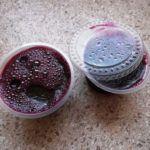 Рецепт Виноградный лед