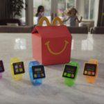 McDonald's вкладывает фитнес-трекеры в Happy Meal