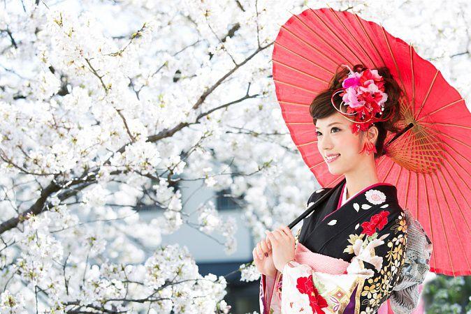 На фото Секреты долголетия японцев