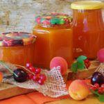 Рецепт Абрикосовый джем с апельсиновым соком