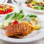 Рецепт Адыгейский сыр на гриле