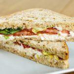 Рецепт Куриные бутерброды с плавленным сыром