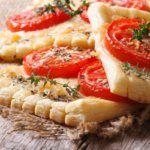 Рецепт Горячие бутерброды с яйцом и сыром
