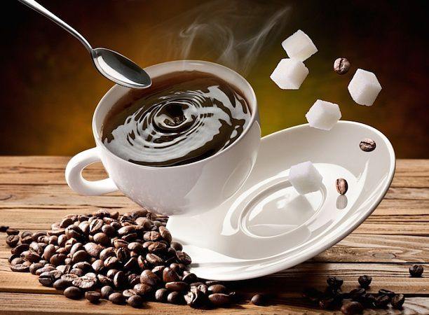 На фото Кофе: 10 главных угроз для здоровья