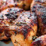 Рецепт Домашняя курица-гриль своими руками