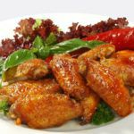 Рецепт Острые крылышки-гриль