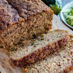 Рецепт Новый хлеб без дрожжей в духовке с цукини и шоколадом