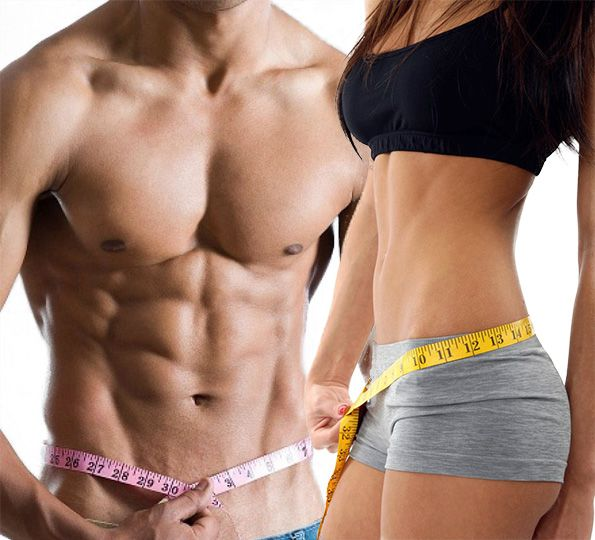 На фото КЕТО диета или Суровое жиросжигание