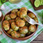 Рецепт Молодая картошечка с чесночком