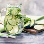 Рецепт Огуречная вода