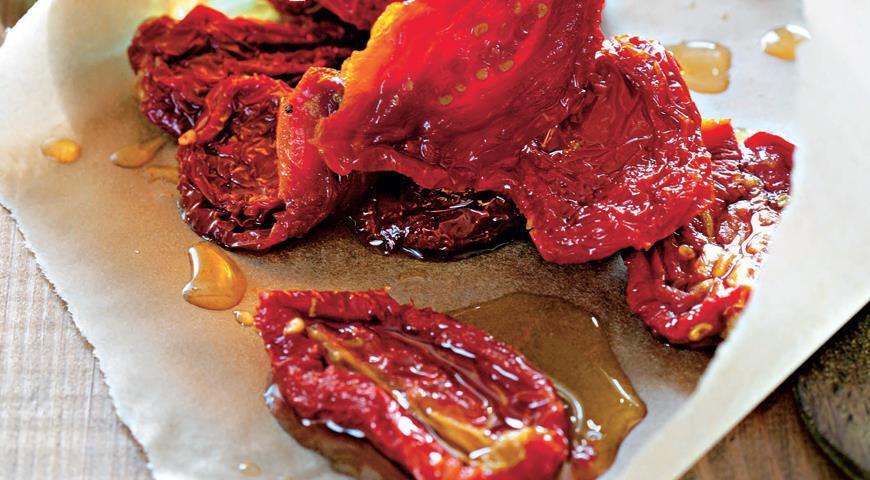 Как приготовить вяленые помидоры в домашних условиях в сушилке 67