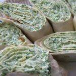 Рецепт Солено-острый творог в лаваше