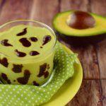 Рецепт Шоколадный пудинг из авокадо