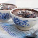 Рецепт Шоколадный пудинг для детей