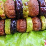 Рецепт Постный шашлык из овощей