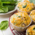 Рецепт Вкусные маффины с сыром