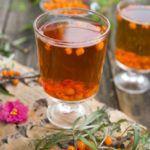 Рецепт Облепиховое вино в домашних условиях (вариант без дрожжей)