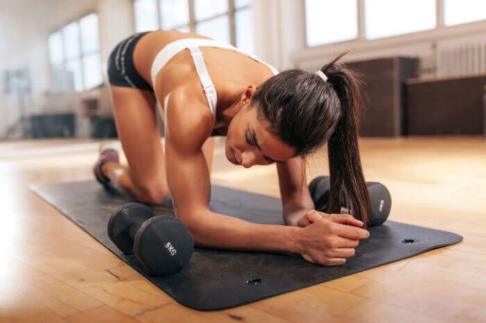 На фото 9 причин и способов избежать неудавшихся тренировок