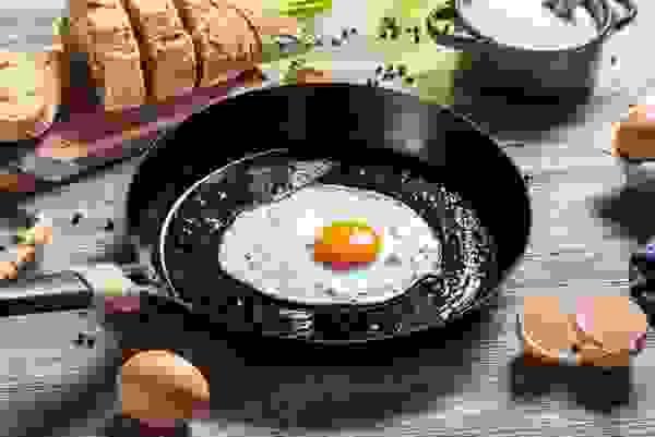 Яичница глазунья ~ Домашние рецепты