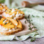 Рецепт Лучшие тосты для женщин с острой фетой