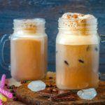Рецепт Холодный домашний капучино без кофемашины