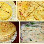 Рецепт Хычины балкарские с сыром и картофелем