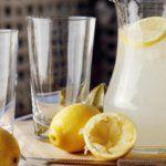 Рецепт Вкусный квас лимонный