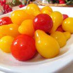 Рецепт Соленые помидоры черри на зиму