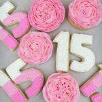 Как сделать Розу на печенье