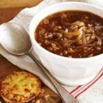 Рецепт Луковый суп для похудения
